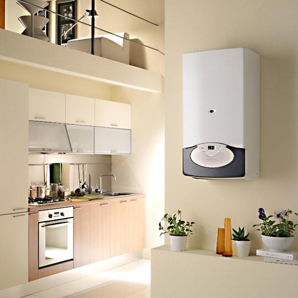 Автономное газовое отопление многоквартирного дома